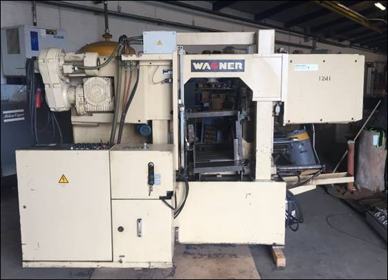 Wagner bandsaw automat